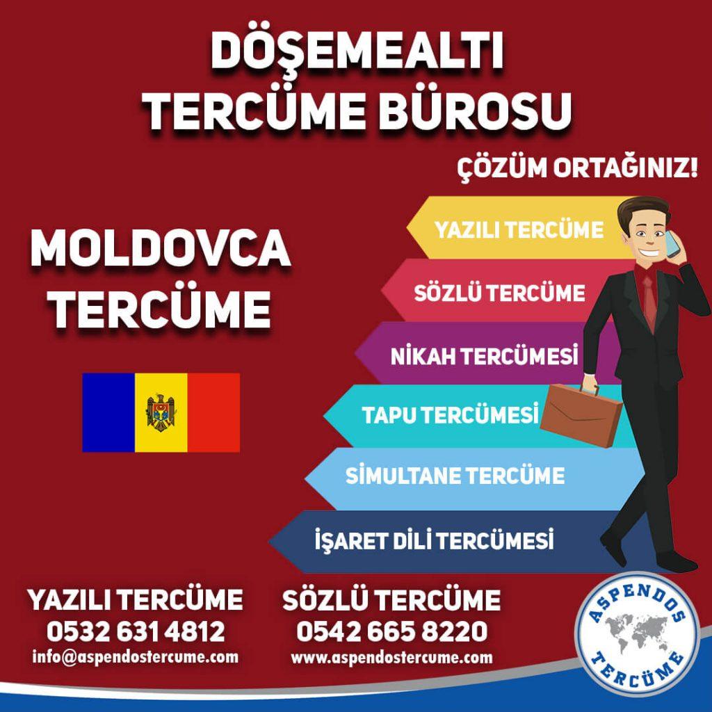 Döşemealtı Tercüme Bürosu - Moldovca Tercüme - Aspendos Tercüme