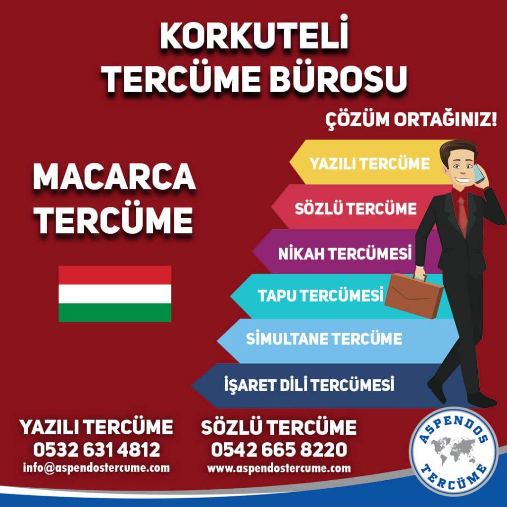 Korkuteli Tercüme Bürosu - Macarca Tercüme - Aspendos Tercüme