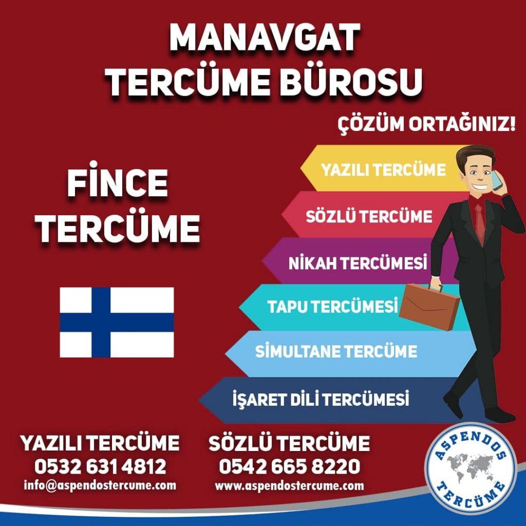 Manavgat Tercüme Bürosu - Fince Tercüme - Aspendos Tercüme