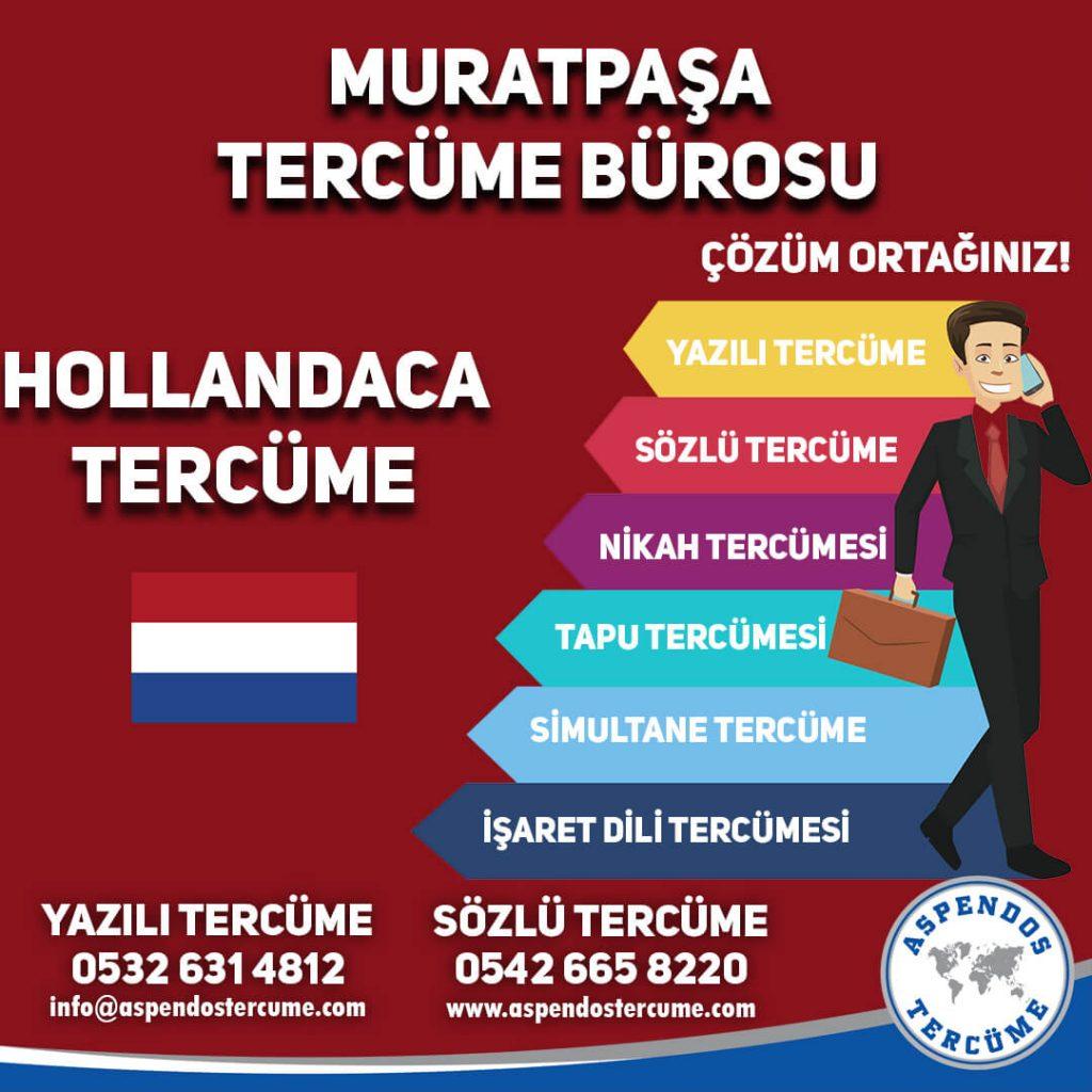 Muratpaşa Tercüme Bürosu - Hollandaca Tercüme - Aspendos Tercüme