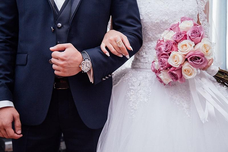 Vertalen tijdens het huwelijksceremonie