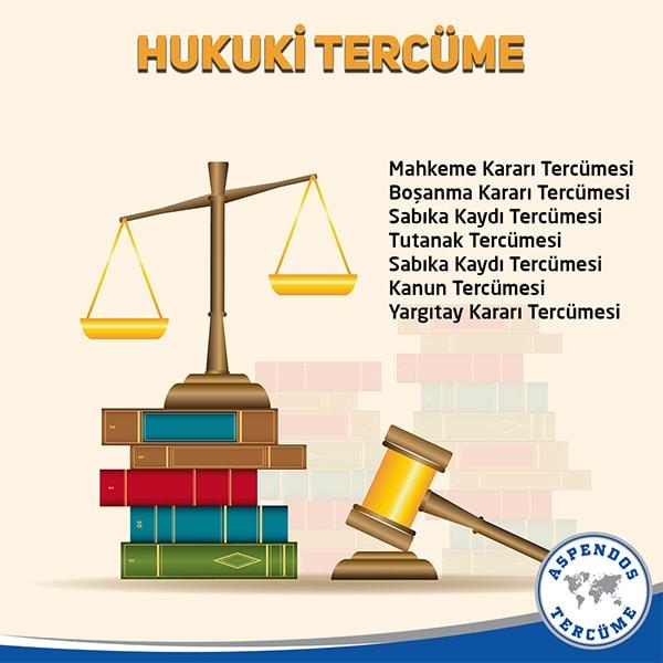 Antalya Hukuki Tercüme