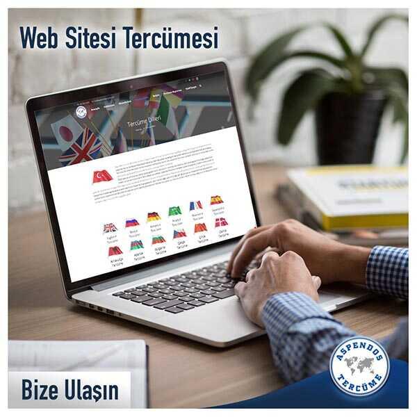 Modern Çağın Vitrini Web Siteleri - Web Sitesi tercümesi
