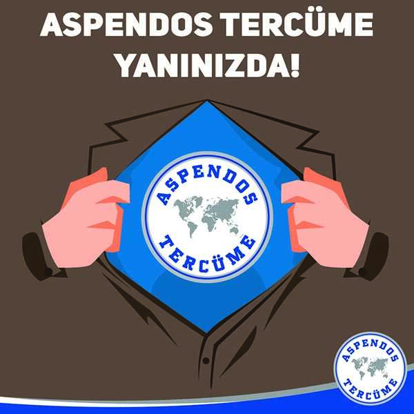 Aspendos Tercüme Yanında