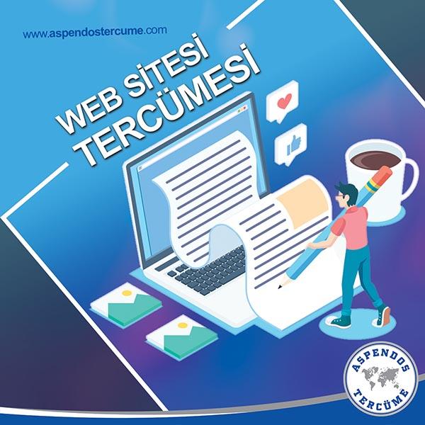Antalya İnternet Web Site Tercümesi