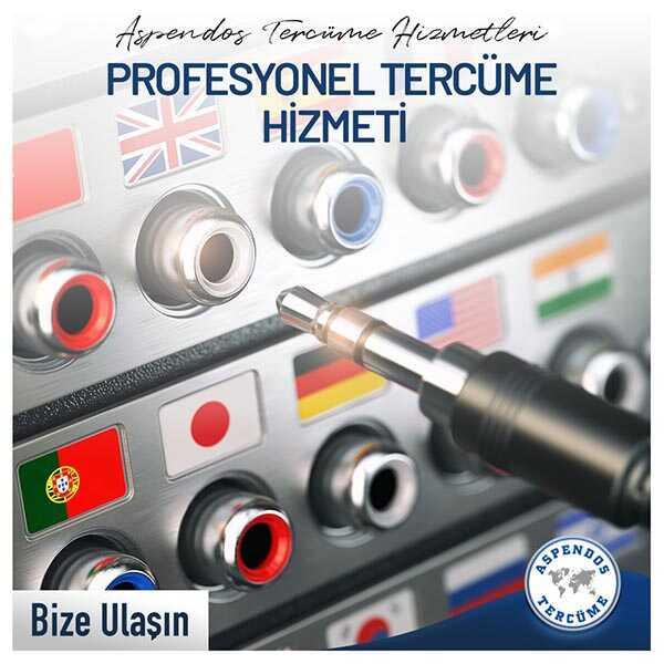 Antalya Arapça Simultane Tercümanı