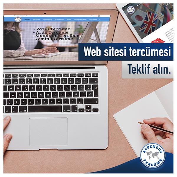 Web Site Yerelleştirme ve Çeviri