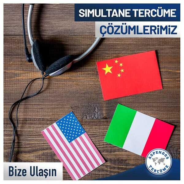 Antalya Rusça Simultane Tercümanı