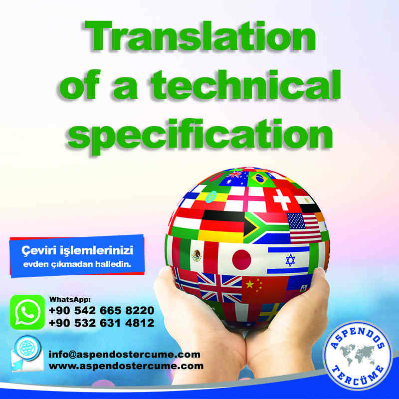 translation_of_a_technical_specification_