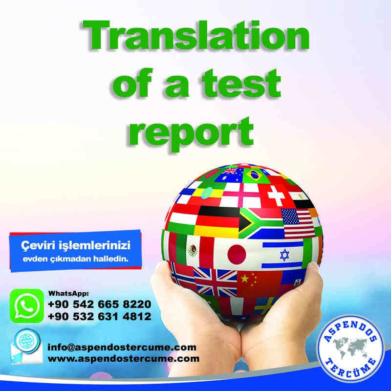 translation_of_a_test_report_