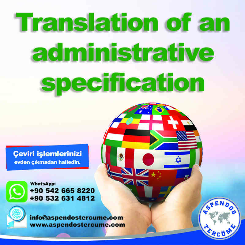 translation_of_an_administrative_specification_